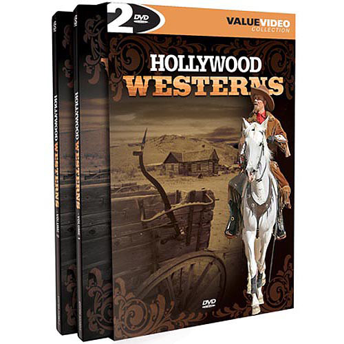 Hollywood Westerns Collection (Full Frame)