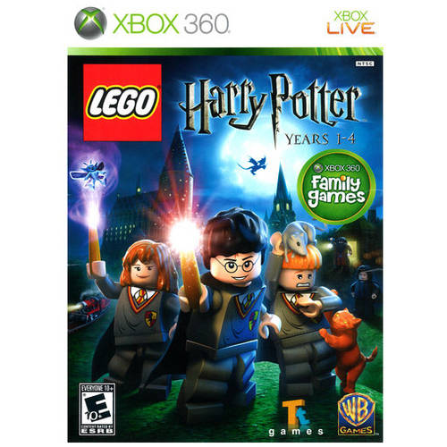 Cokem International Preown 360 Lego Harry Potter: Years 1-4