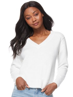 Scoop Slouchy Pullover Sweater Women's