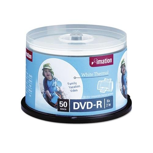 Imation Thermal Printable DVD-R Discs IMN17352