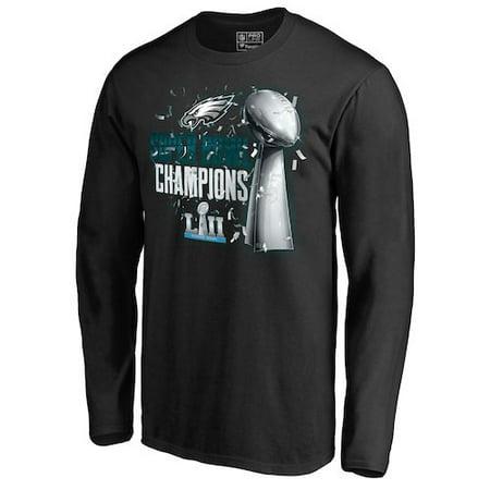 d6729d49013 Philadelphia Eagles NFL Pro Line by Fanatics Branded Super Bowl LII ...