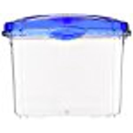 Aqueon Betta Bowl Aquarium Kit Blue 9.1