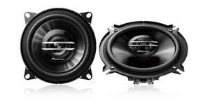"Pioneer TS-G1045R 210W 4/"" 2-Way G-Series Coaxial Car Speakers"