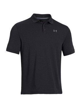 9bb95a921 Product Image Under Armour Golf CLOSEOUT Men's Performance Polo Black/Steel  Small