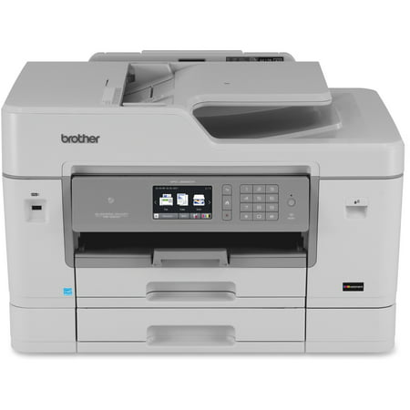 Brother MFC-J6935DW INKvestment All-in-One Color Inkjet Printer, Wireless Connectivity, Automatic Duplex