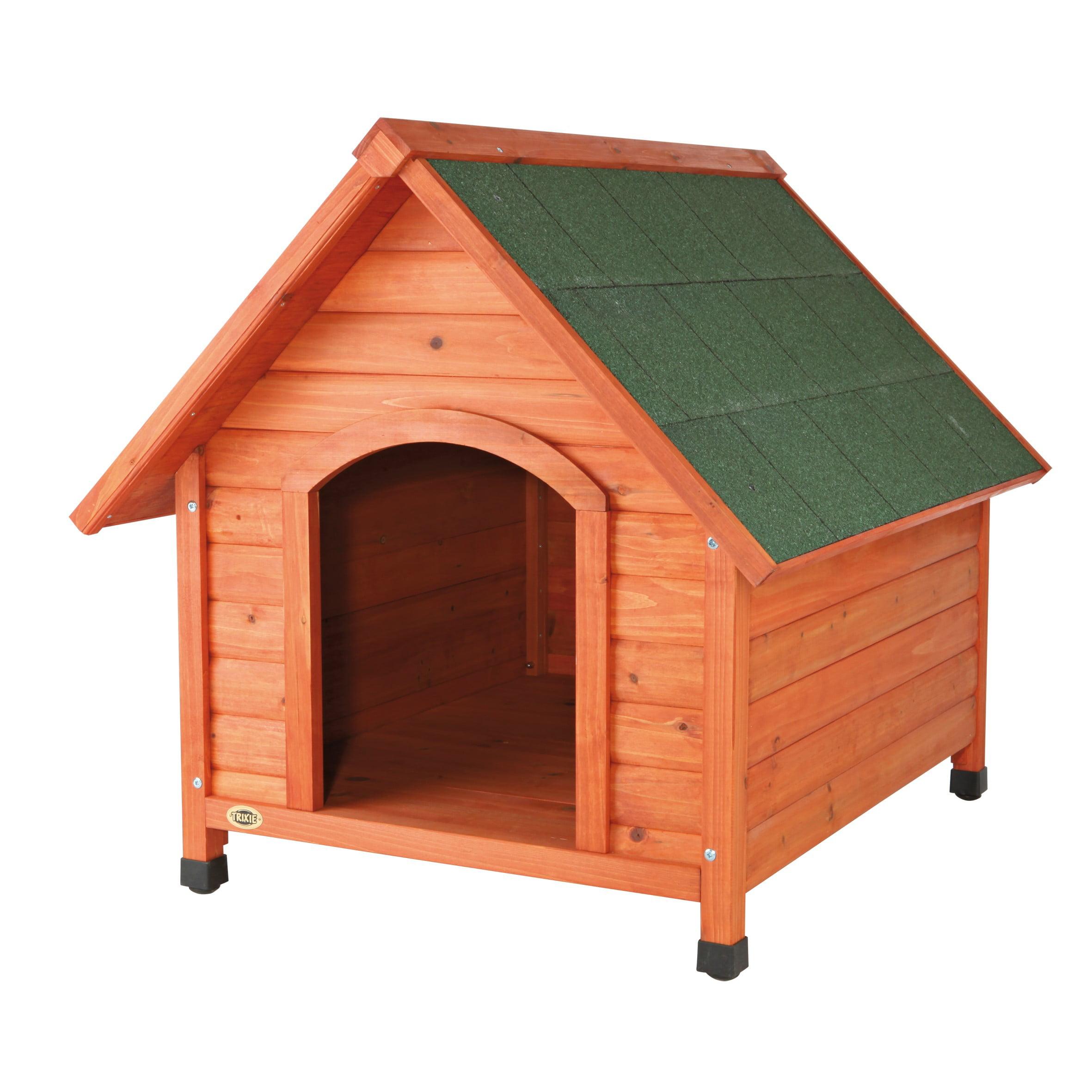 Trixie Pet Log Cabin Dog House (L)