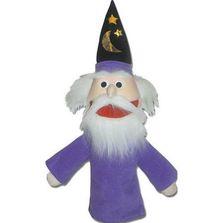 Wizard Puppet -