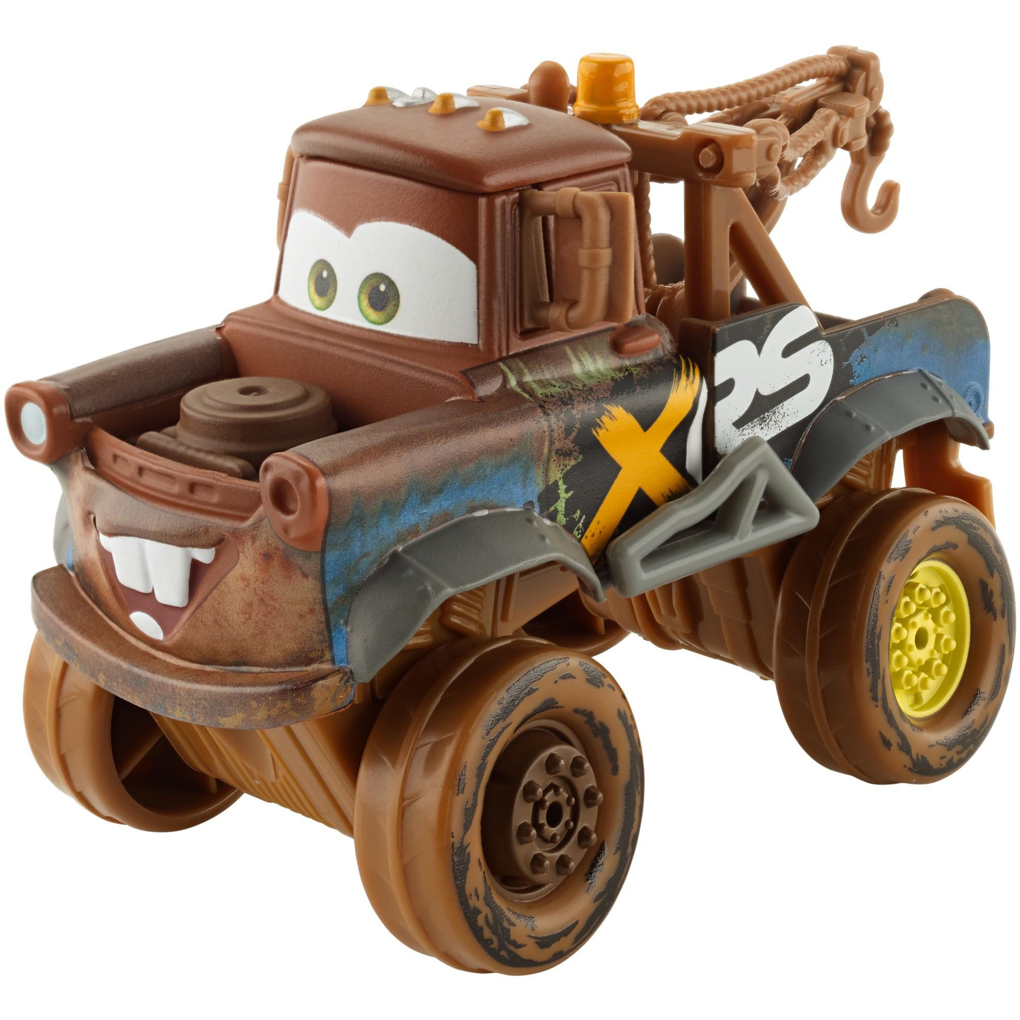 Disney/Pixar Cars XRS Mud Racing Mater Oversized Vehicle