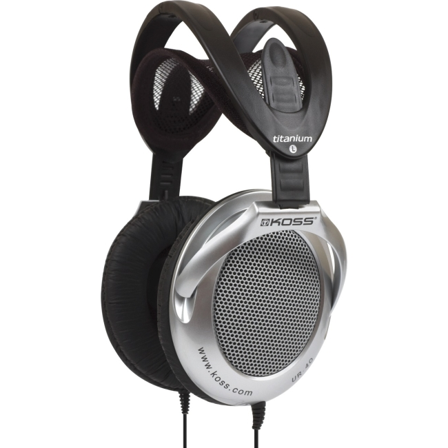 Koss Ur40 Ur40 Open Over-ear Headphones