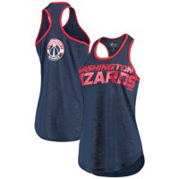 Washington Wizards G-III 4Her by Carl Banks Women's Game Time Tank Top - Navy