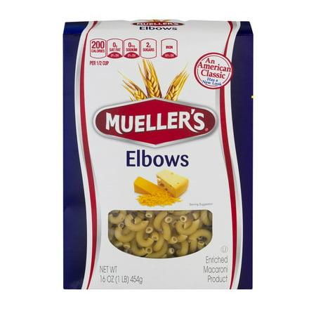 Mueller Elbow Macaroni, 16 Oz