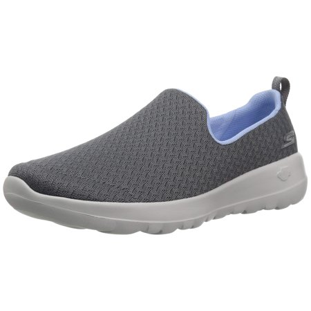 7e016be4f2f6f Skechers - Skechers Women Go Walk Joy-Rejoice Sneaker Charcoal/Blue -  Walmart.com