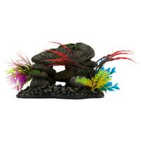 Aqua Culture XXL Wood or Rock Aquarium Ornament, Assorted Item May Vary