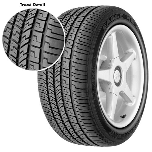 Goodyear Eagle RS-A  Tire 245/45ZR20