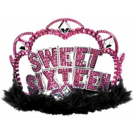 Sweet 16 Sparkle Tiara Party Supplies (Ideas Sweet 16)