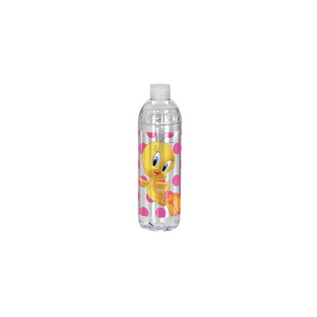 SPOONTIQUES 17817 22OZ ACRYLIC WATER BOTTLE TWEETY BIRD