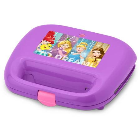 Disney Princesses Non-Stick Waffle Maker