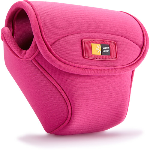 Case Logic Compact System Camera Day Holster, Pink