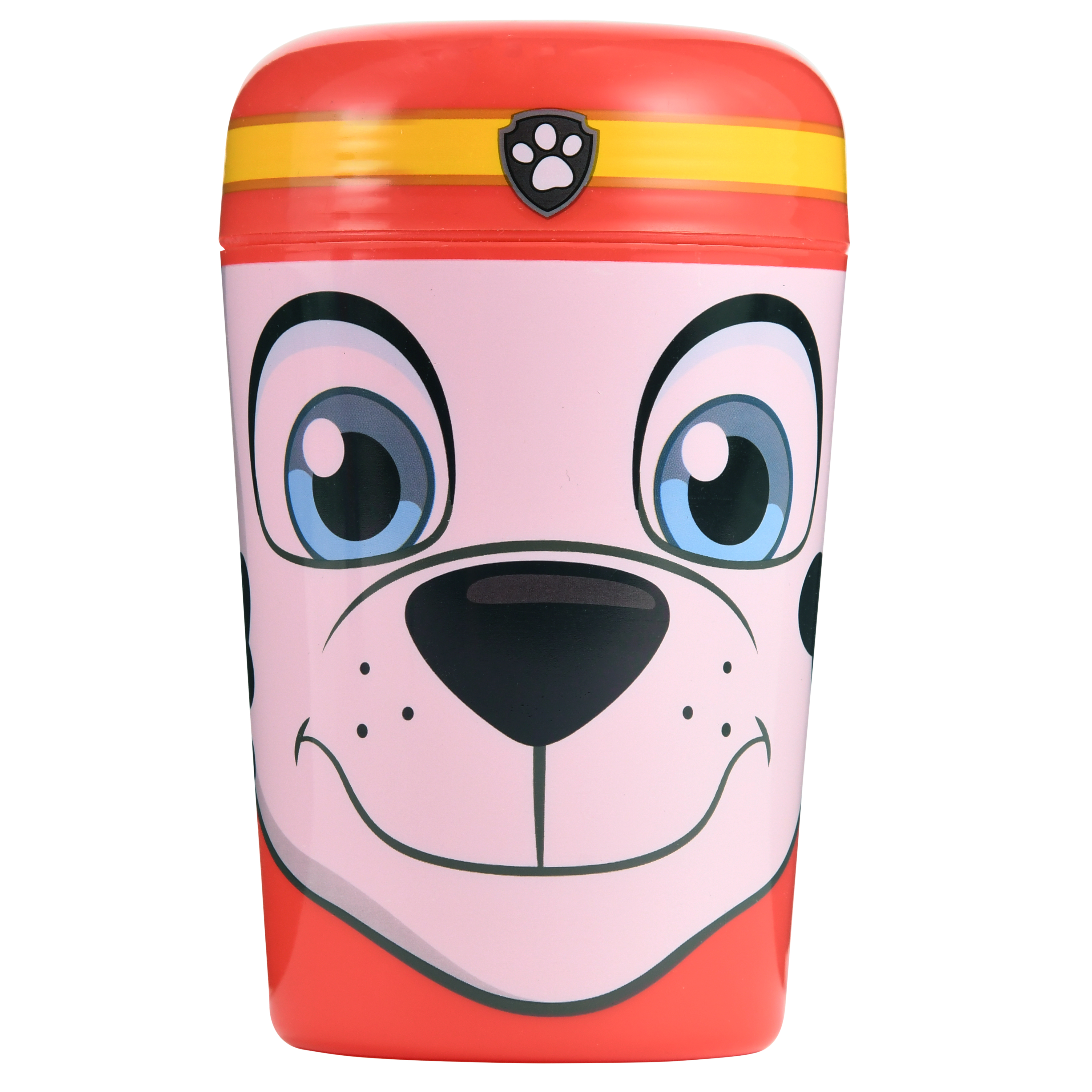 PAW Patrol Marshall Party Favor Plastic Cup with Lid, 16 oz.