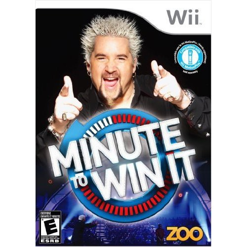 Minute To Win It (Wii)