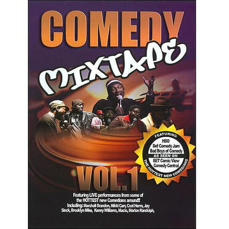Music Video Dist Comedy Mix Tape [dvd]