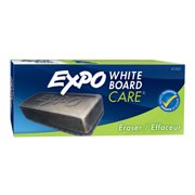 Expo Whiteboard Eraser for Dry Erase Surfaces, 1 Count