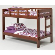 42 in. Twin Over Twin Bunk Bed