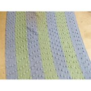 Fine Crafts 622CRO Crocheted afghan