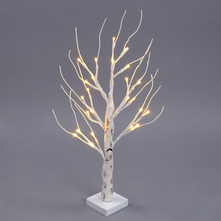 EXCELVAN IP44 60CM LED Desk Top Twig Tree Light Home Christmas Party