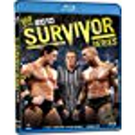 WWE: Survivor Series 2010 [Blu-ray] (Wwe Hell In A Cell 2010 Results)