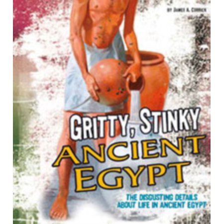 Gritty  Stinky Ancient Egypt  Fact Finders  Disgusting History   Hardcover