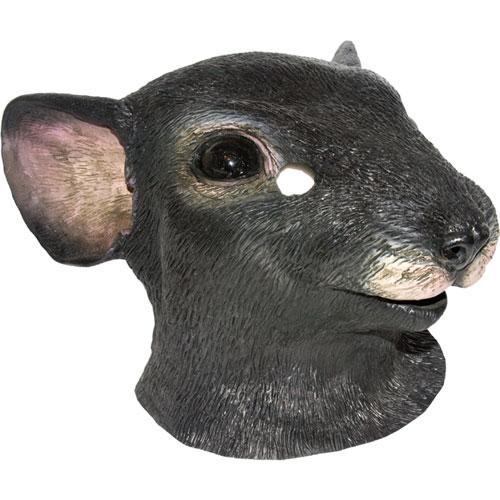 Lifelike Mouse Mask Adult Halloween Costumes