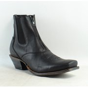 Twisted X Womens Steppin Out Black Ankle Boots Size 11