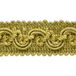 Expo Int'l 20 yards of Melrose Scroll Braided Gimp by the yard