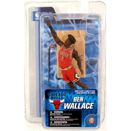 Mcfarlane Nba Sports Picks 3 Inch Mini Series 4 Ben Wallace Mini Figure