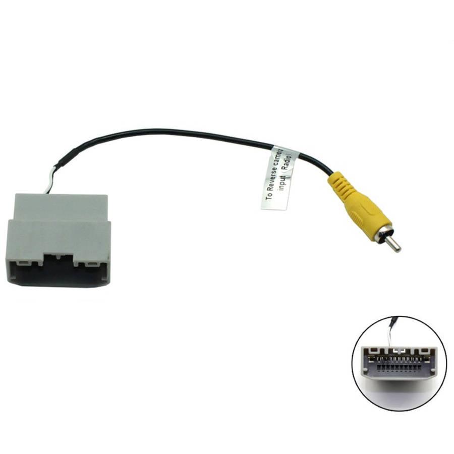 Dodge SCOSCHE CRTCR01 2002-15 Select Chrysler Jeep Camera Retention Wire Harness