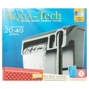 Aqua-Tech Ultra Quiet Power EZ-Change # 3 Filter, 20-40 Gallon Tank