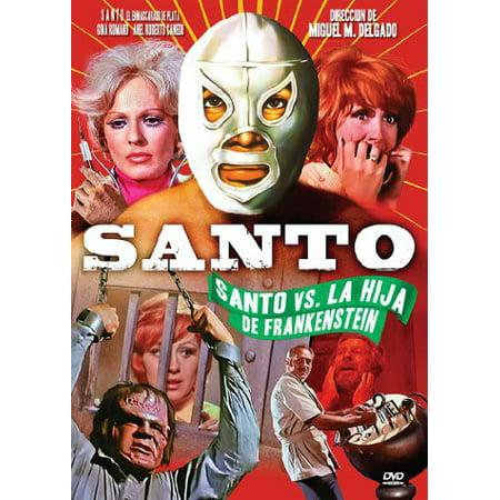 Presidente Santos Halloween (Santo Contra la Hija de Frankenstein)