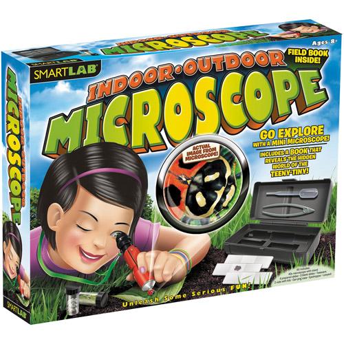 SmartLab Indoor Outdoor Microscope Kit