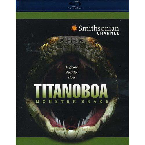 Titanoboa: Monster Snake (Blu-ray) (Widescreen)