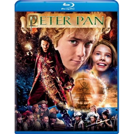 - Peter Pan (Blu-ray)
