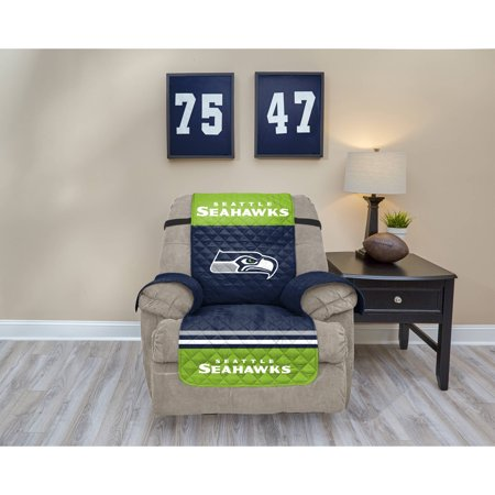 Nfl licensed tpu lamination waterproof furniture protector for Furniture pick up seattle