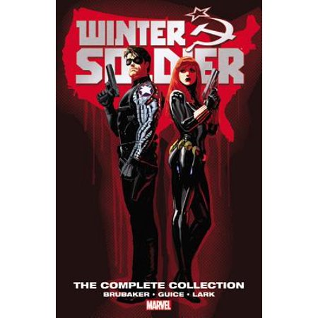 Winter Soldier by Ed Brubaker : The Complete