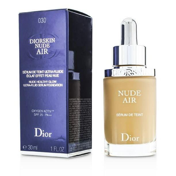 Christian Dior Diorskin Nude Air Serum Foundation SPF25 | eBay