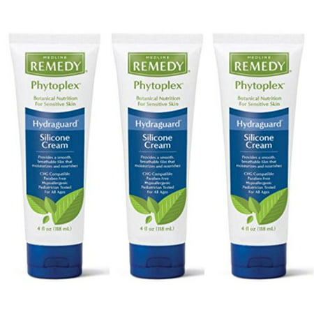 Remedy Hydraguard Skin Cream with Phytoplex - 4 Ounce - Pack of 3 Flip-Top (3.53 Ounce Cream)