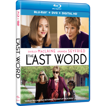 The Last Word (Blu-ray + DVD + Digital HD)