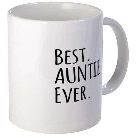 CafePress - Best Auntie Ever Mugs - Unique Coffee Mug, Coffee Cup