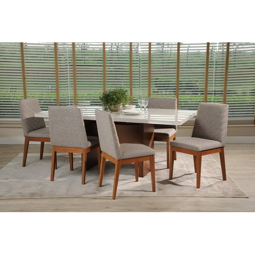 Union Rustic Tauber 7 Piece Dining Set