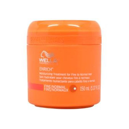 Enrich Moisturizing Treatment, For Fine To Normal Hair By Wella - 5.07 Oz (Enriching Treatment)