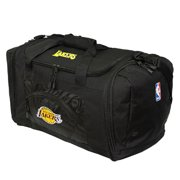 New York Knicks Black Roadblock Duffel Bag - No Size